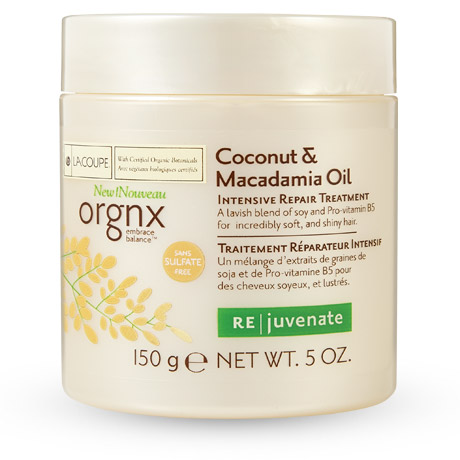 Coconut & Macadamia Oil Intensive Repair Treatment